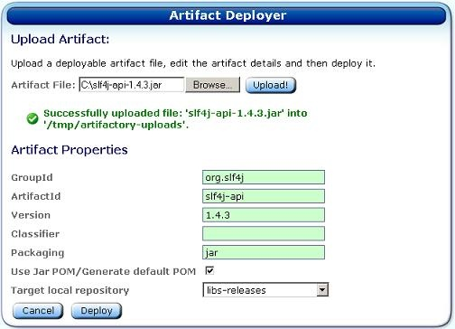 Maven deploy to remote repository : Suite hotels vegas
