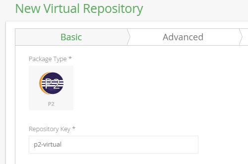 P2 Repositories - JFrog Artifactory - JFrog Wiki