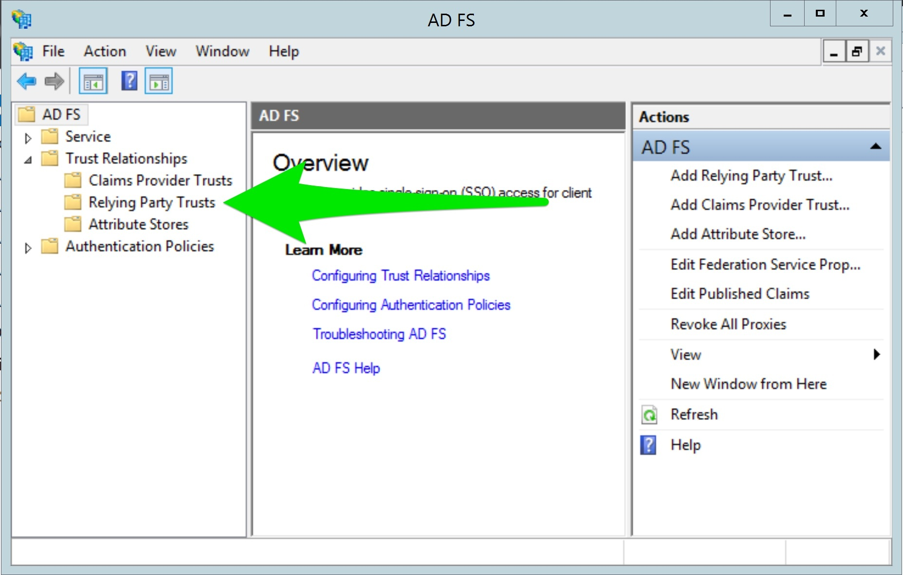 Adfs Saml Authentication Asp Net