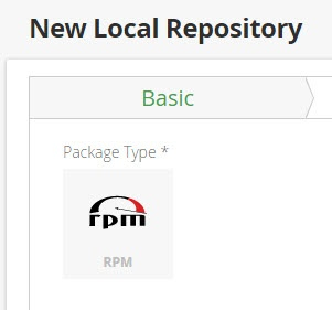 Create RPM Repository