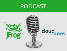 JFrog CloudBees Podcast