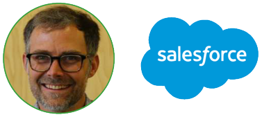 James Ward - Salesforce